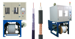 Vertical Cable and Tube Braiding Machines