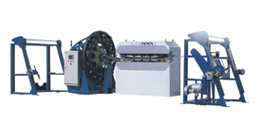 Horizontal Cable and Tube Braiding Machines